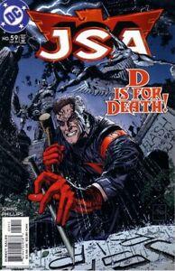JSA #59 May 2004 DC Comics Justice Society America
