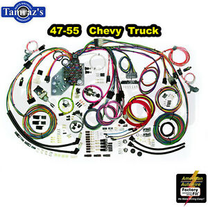 [SCHEMATICS_48IS]  47-55 Truck Classic Update Series Complete Body & Interior Wiring Harness  Kit | eBay | Chevy Truck Wiring Harness Ebay |  | eBay