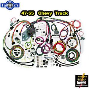 47-55 truck classic update series complete body & interior ... 2001 dodge truck wiring harness