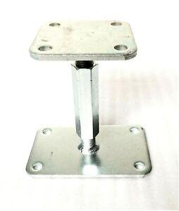 MONTANTE-Supporto-regolabile-in-altezza-altezza-130-200-filettatura-m20-stutzenfuss-pfostenfuss