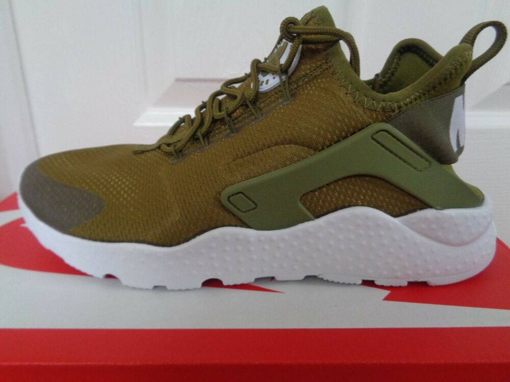 Nike Air Huarache courir Ultra Wmns Baskets 819151 302 UK 5.5 EU 39 US 8 Neuf + Boîte-