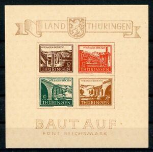 Deutsches-Reich-MiNr-Block-4-postfrisch-MNH-MA779