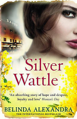 1 of 1 - Silver Wattle by Belinda Alexandra (Paperback, 2008)