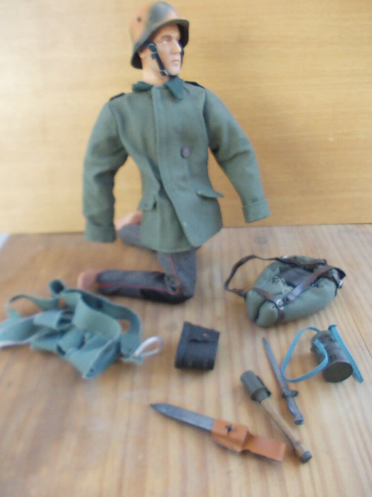 16 SHIDEmostrare DRAGON ETC WW I STURMTRUPPEN UNIFORM  ITEMS NO corpo