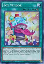 1x Toy Vendor - FUEN-EN024 - Super Rare - 1st Edition YuGiOh NM FUEN - Fusion En