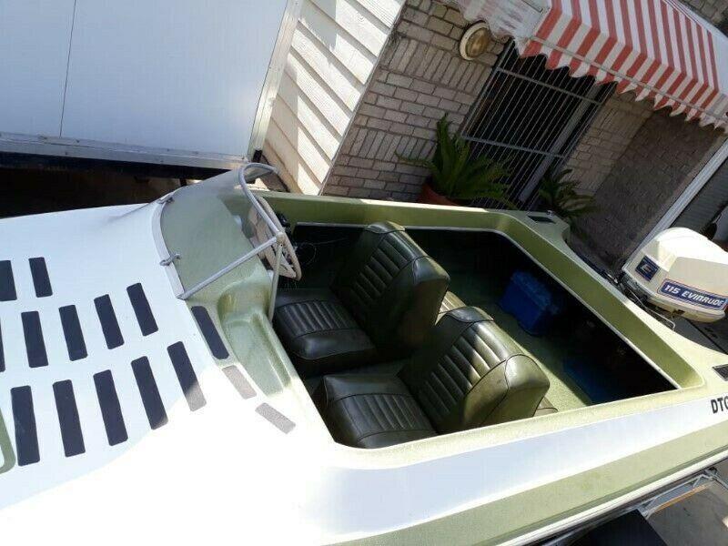 Phantom boat