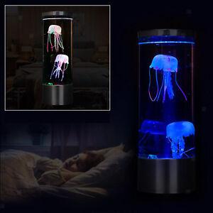 LED Quallen Lampe Elektrische Nette Farbe Geändert Nacht Licht Kinder
