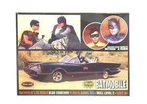 Maquette Voiture Batmobile. Comprend Pas Décorées. Kit De Montage. Echelle 1/25