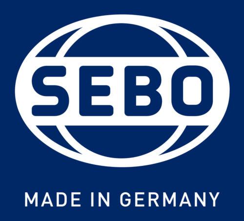 2 ORIGINAL SEBO Treibriemen 5463 und 5110 für SEBO Staubsauger X 4 und X 5