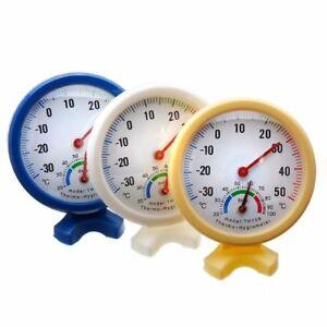 Temperature-Indoor-Outdoor-Wet-Humidity-Thermometer-Hygrometer-Meter