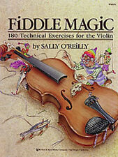 FIDDLE MAGIC - VIOLIN METHOD BOOK