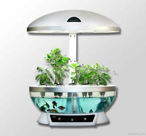 Aerogarden STYLE Smart Garden Aquaponics System Hydroponic ...
