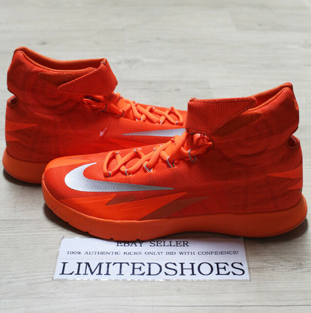 6931255f027a6 NIKE ZOOM HYPERREV ORANGE METALLIC SILVER 643301-803 US 11 SIZE Kyrie pe 3  2016