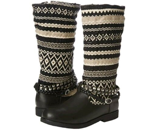 6 Browns £80 Size Joe Rrp Aztec Free Biker Winter Women Boots Rm P amp;p 0Y1TYd