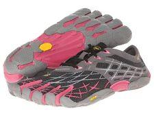Vibram FiveFingers SeeYa LS Night Womens Black/Grey/Rose Running Shoes 38 EU