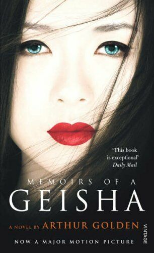 Memoirs Of A Geisha By Arthur Golden. 9780099498186