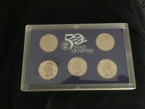 2000 State Quarters Proof Set
