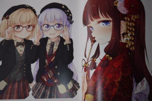 "Art Book /""Fairies Story/"" JAPAN Shotaro Tokuno New Game"