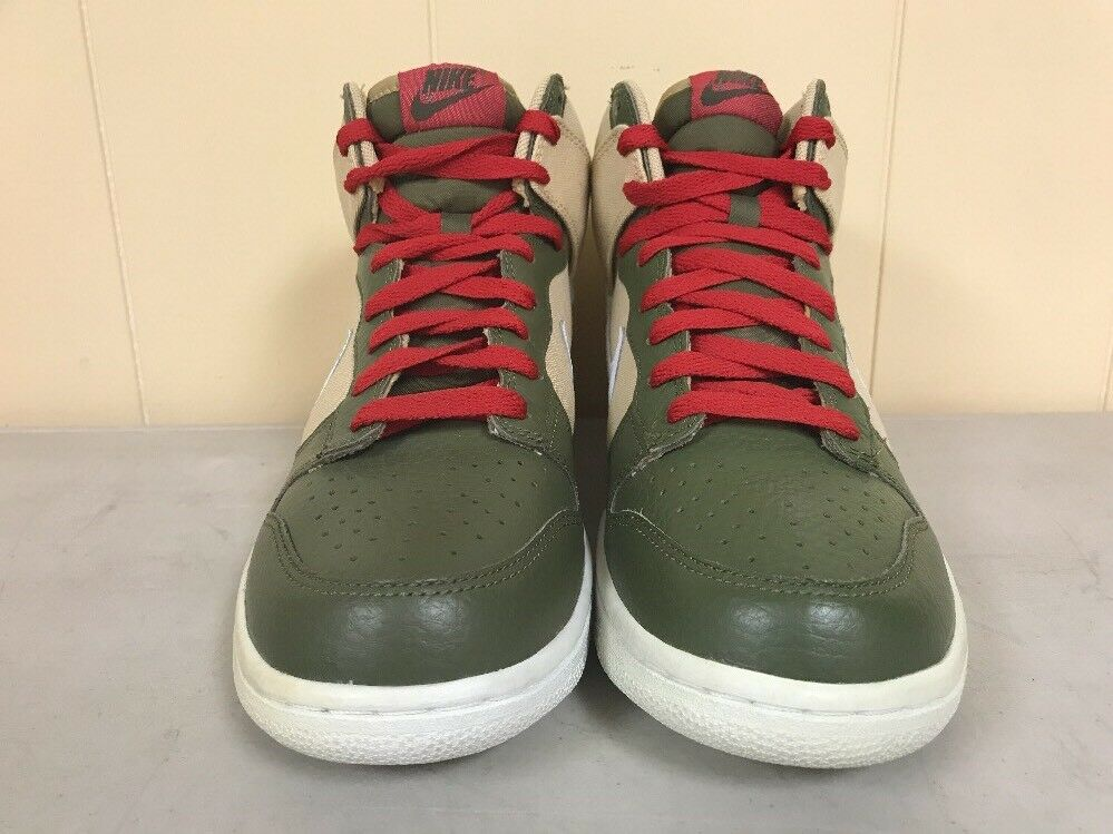 """Brand New """"Dunk NIKE """"Dunk New High"""" Sneaker Size:7.5 [317982-704] With Yellowing Sole 59e23f"""
