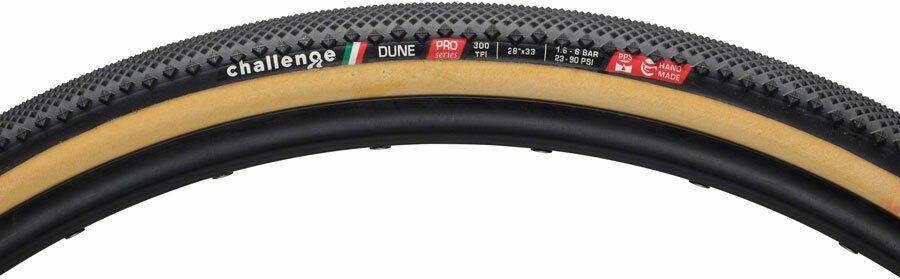 Challenge Dune Pro Tubular Tire 700 x 33mm, 300tpi