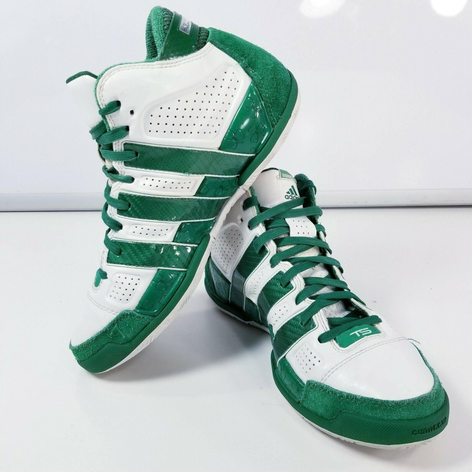 Adidas KG Garnett Team Signature TS5 T S 5 Boston Celtics Sneaker shoes 8.5 WIIT