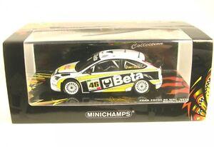 Ford-Focus-RS-WRC-Numero-46-2eme-Monza-Course-2008-Valentino-Rossi-Cassina