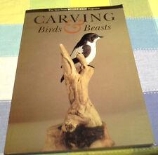 Carving Birds & Beasts Book