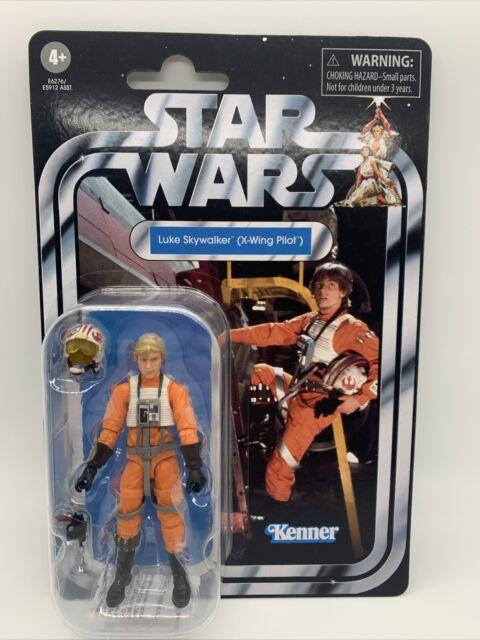 "Star Wars Vintage Collection Luke Skywalker X-Wing Pilot 3.75/""  VC158 CASE FRESH"