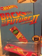 Hot Wheels Custom Back To The Future Part II Skateboard Flyboard Hoverboard