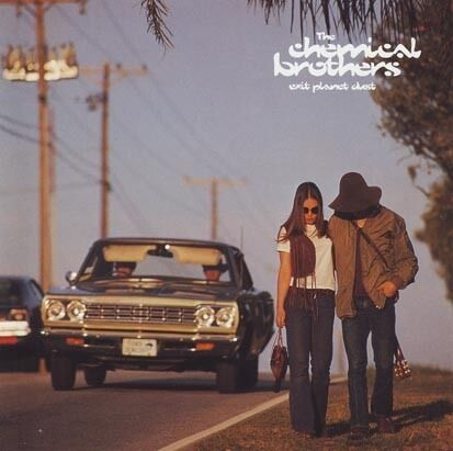 """The CHEMICAL BROTHERS """"Exit planet dust"""" 1995 (CD)"""