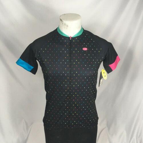 Xlarge Sugoi Womens Evolution Zap Short Sleeve Cycling Jersey XL