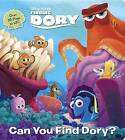 Can You Find Dory? (Disney/Pixar Finding Dory) by Rh Disney (Board book, 2016)