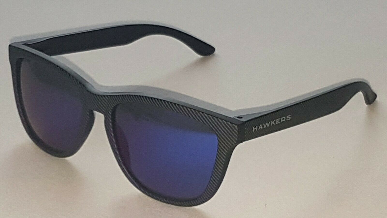 ★★ HAWKERS Sonnenbrille CARBON black blue RACING Brille HERREN Sky One CC18TR01