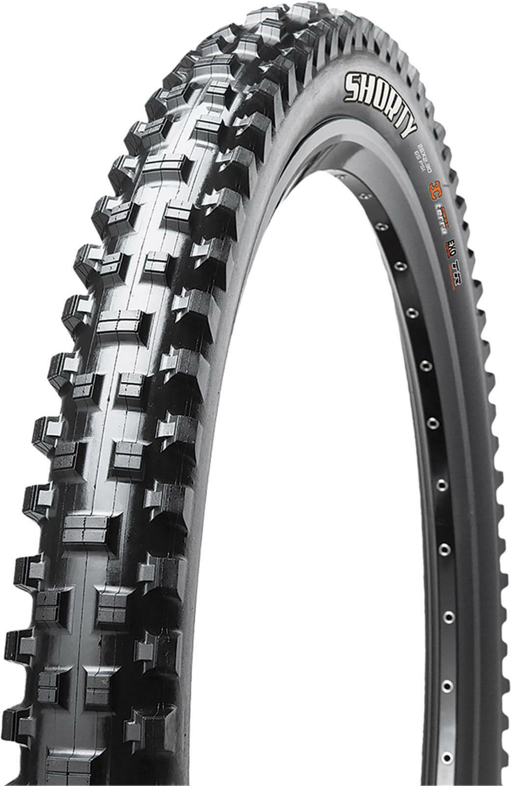 MAXXIS SHORTY 27.5X2.50 FOLDING 3C EXO TR TB85979000