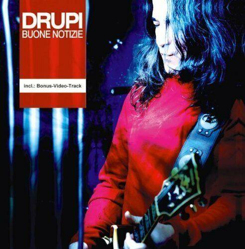 Drupi Buone notizie (2005)  [CD]