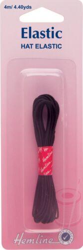 H610-M Dobladillo fino sombrero elástico