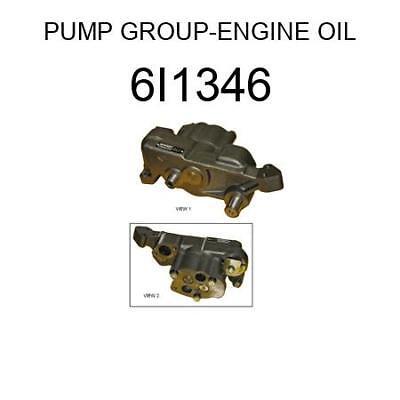 Fits 6I1346 Oil Pump 3304 3306