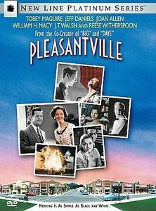 Pleasantville-Region-1-DVD-Reese-Witherspoon-Tobey-Maguire-Jeff-Daniels