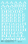 thumbnail 1 - K4 G Decals White 7/16 Inch Extended Roman Letter Number Alphabet Set