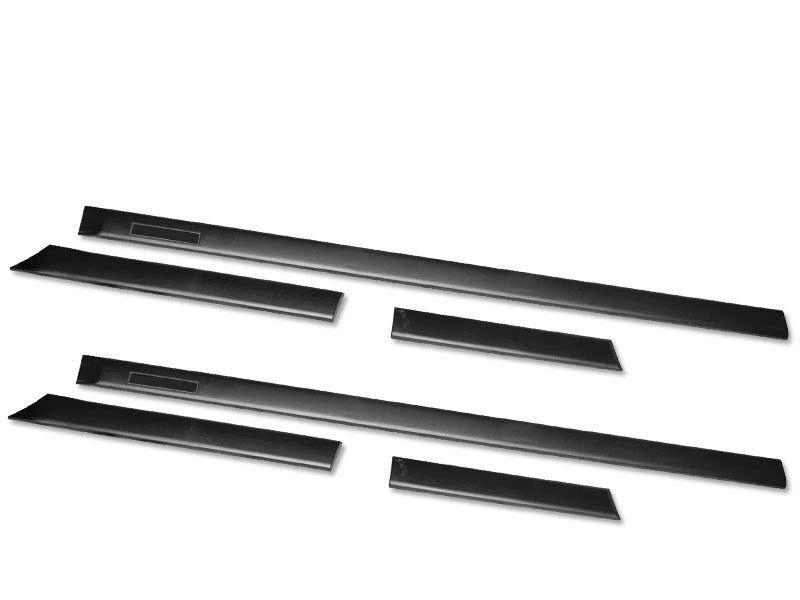 BMW E36 3 Rubbing Strips Deurbeveiligers Zijbeveiligingslijsten Body M7C3 M7C3 X