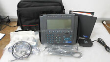 Hp Aurora Tempo Frame Relay Tester With Options 010 Case Ac Adapter 53 0517 03