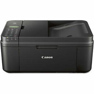 Canon Pixma MX490 All-In-One InkJet Printer - Black