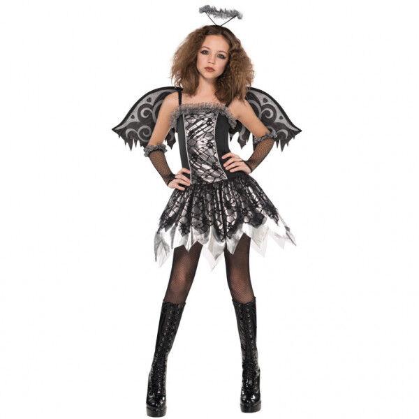 Schwarzer Engel Gr. 158 Mädchen Mädchen Mädchen Kinder gefallener Engel Kostüm Karneval neu   Deutschland    Um Eine Hohe Bewunderung Gewinnen Und Ist Weit Verbreitet Trusted In-und     Toy Story  165f7c