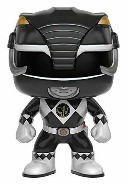 Funko Power Rangers Movie POP Black Ranger Vinyl Figure NEW Toys IN STOCK