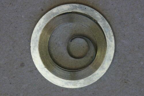 433 431 RECORD-R.W.T Mainspring Ressort Muelle Zugfeder Molla per RECORD-R.W.T