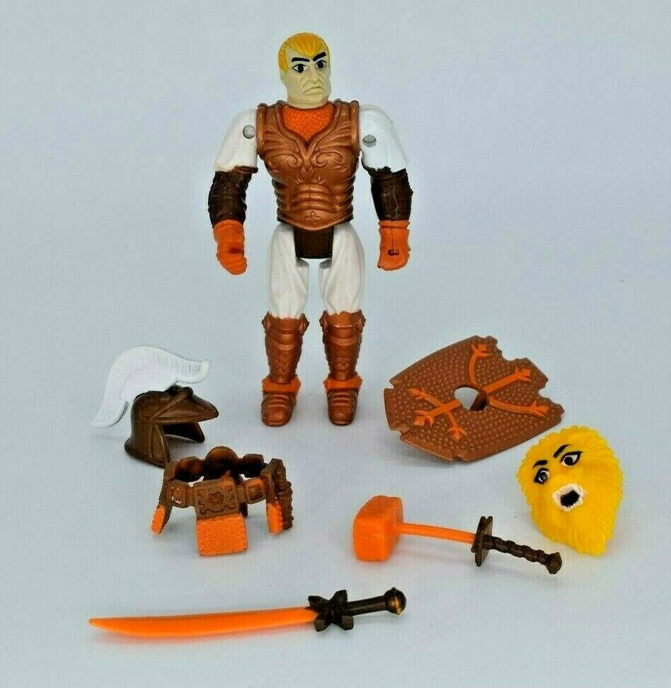 MANDOOM, Wirkung Figures Advanced Dungeons and Dragons D&D