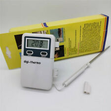 Thermometer With External Probe With 93cm Lead Temperature Ca Wt 2 Digital Probe