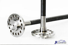 """(2) TDS Ford 9"""" 31 Spline 4140 Chomoly Forged Cut To Length Axles 30"""" Long Pair"""