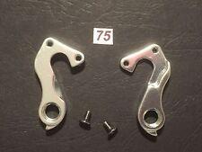 Deragliatore POSTERIORE #75 Mech Gear Hanger in alto Drop Out bullone di montaggio incluso