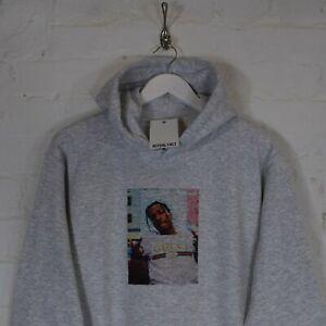 Asap Rocky Hoodie Hip Hop Men Rap Pullover Logo Sweatshirt